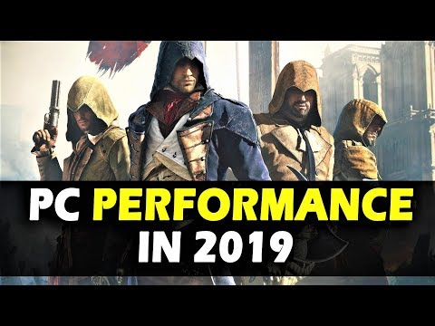 Assassin's Creed Unity in 2019 - Does it Run Well | GTX 1070 | 1080P - 1440P - 4K | Benchmark |