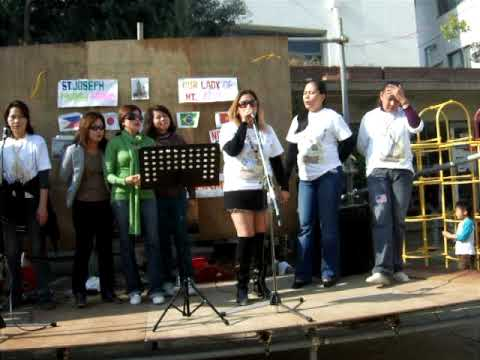LOVE in any Language (Filipino Community in Hibino Nagoya)