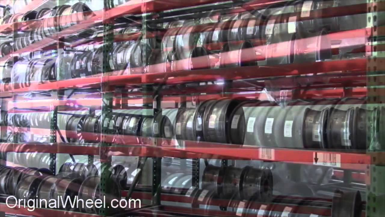 Factory Original Mazda 626 Rims & OEM Mazda 626 Wheels – OriginalWheel.com