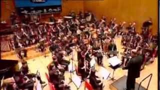 Banda de Música Municipal de Caldas de Reis Overture 1812 P  I  Tchaikovsky Arr  Y  Kimura