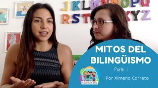 Mi hijo habla dos idiomas l BILINGÜISMO 1era parte l Mi terapia con Ximena