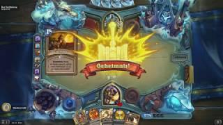 Hearthstone #39: Soloabenteuer - Der Frostthron / Gegen den Lichkönig (Paladin)