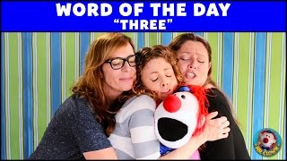 Mr. Clown's Word of the Day: Sight Word