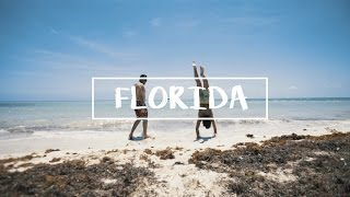FLORIDA: EXPLORING THE KEYS // SWIMMING IN BLUEST WATER EVER?