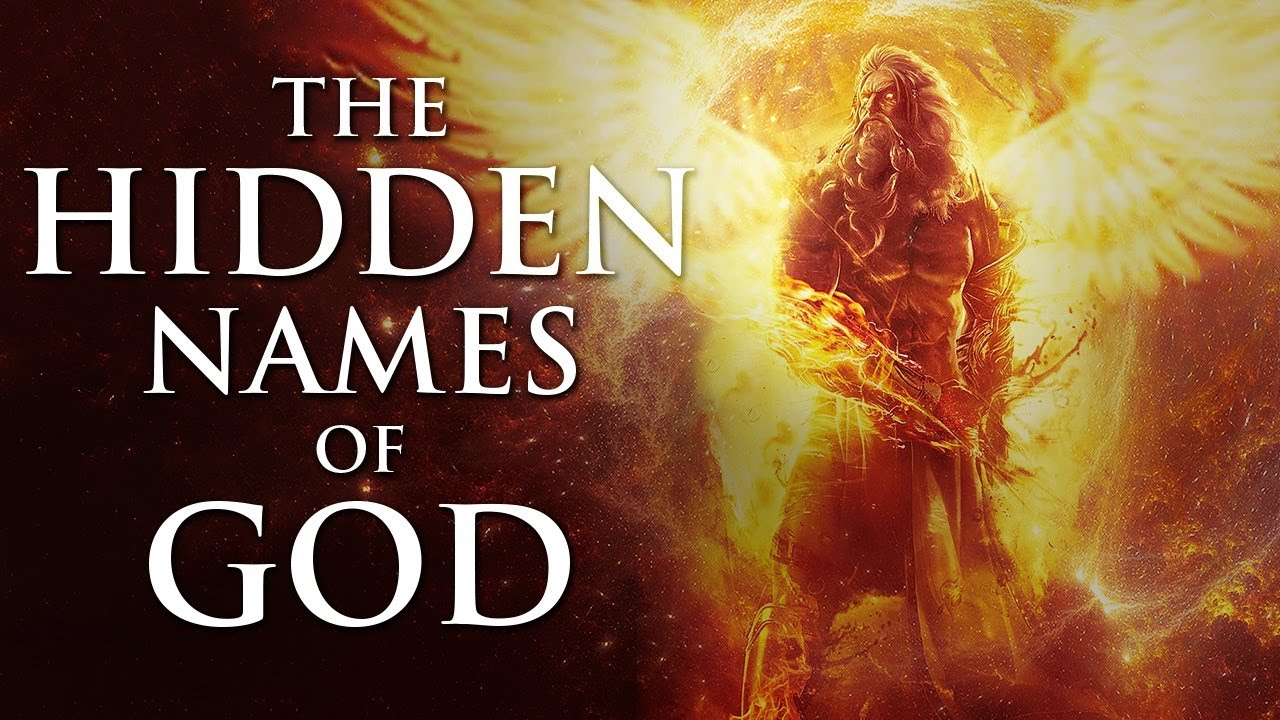 The Hidden Names Of God In The Book Psalms