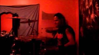 Mental abortion bloodbath drum cover