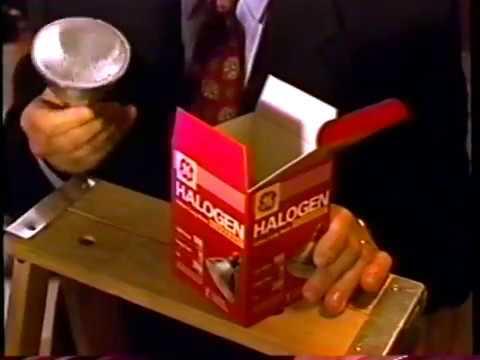 1996 GE Light bulbs Halogen TV Commercial thumbnail