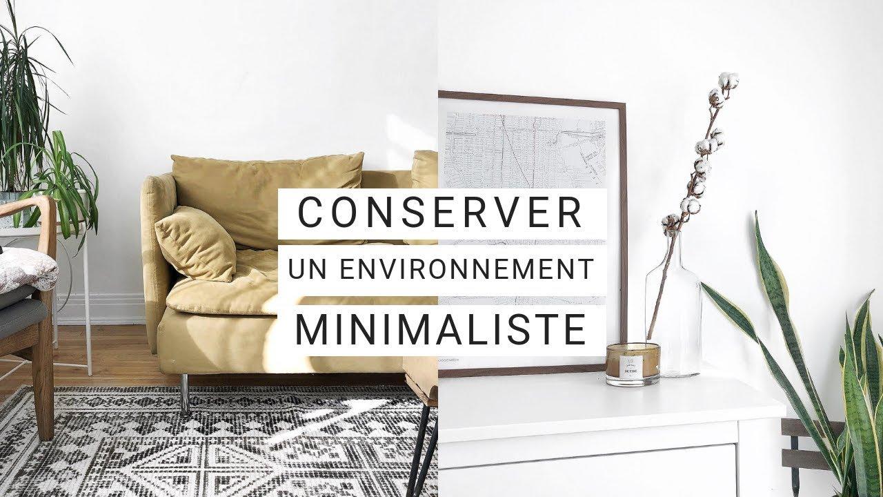 comment conserver un int rieur minimaliste vivre avec. Black Bedroom Furniture Sets. Home Design Ideas