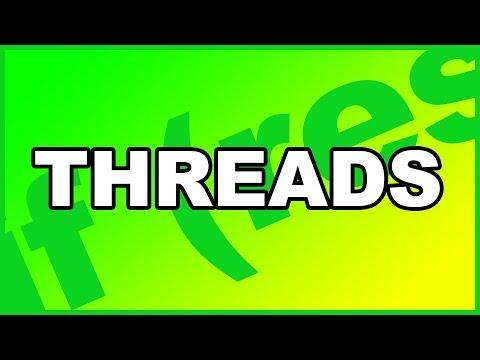 C# Threads, Tasks, Multi-threading & UI Cross-threading