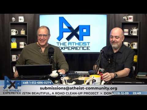 Atheist Experience 22.49 with Matt Dillahunty & Don Baker