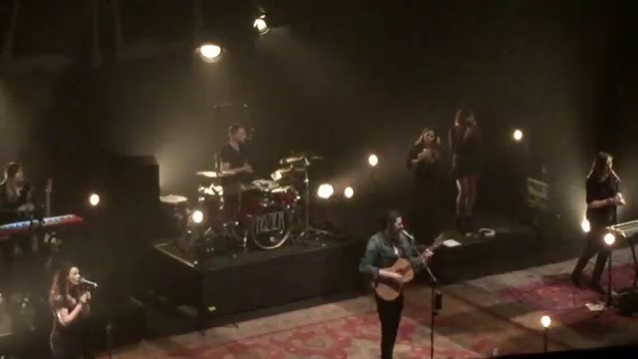 Hozier young americans tribute 1st live to david bowie for 02 academy balcony