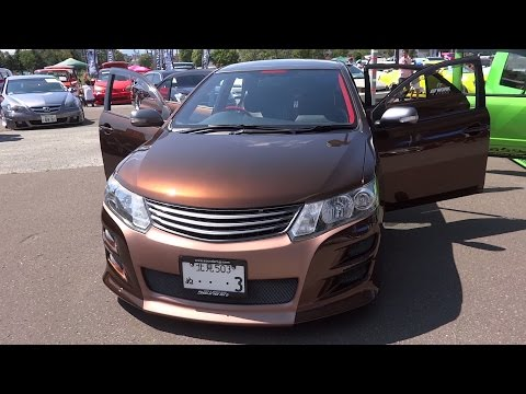 TOYOTA ALLION Custom car  トヨタ アリオン カスタムカー
