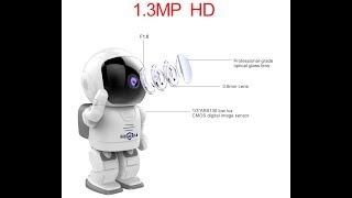 Hiseeu IP Camera Night Vision Wireless Wifi Security Camera 960P 1 3MP HD  Harga 490Rb