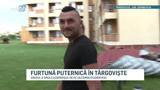 FURTUNA PUTERNICA IN TARGOVISTE YOUTUBE