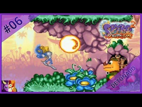 Spyro 2: Season of Flame #06 | Haunted Hills e Rumble Jungle