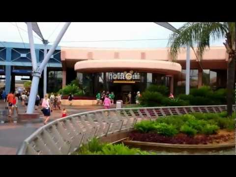 Walt Disney World Epcot Center Wait Times and Crowds 2012 May 28th
