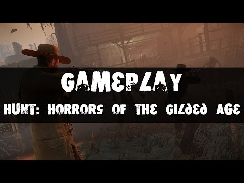 Hunt: Horrors of the Gilded Age Gameplay Rus HD