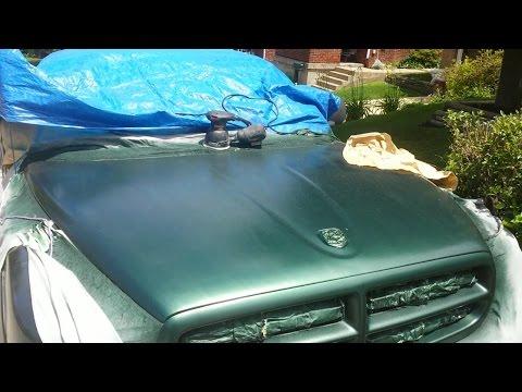Vehicle Paint Job FAIL (part 1)