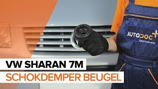 Bekijk onze instructievideo over het vervangen VW GOLF VII (5G1, BE1) Axiaal gewricht spoorstang