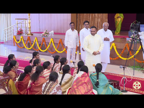 Maha Shivaratri Celebrations, Day 02, Evening : 24th February 2017