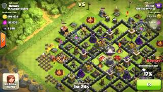 Clash of clans Epic 966'128 K loot