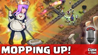 """Clash of Clans ♦ """"Clan War Clean-Up"""" ♦ LIVE Clash of Clans Replays ♦ CoC ♦"""