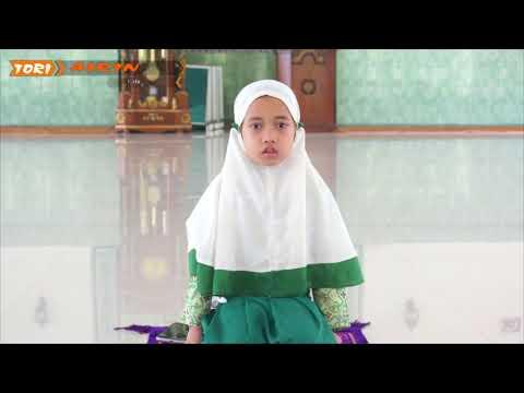 Surat Al Adiyat Surat Al Zalzalah Bacaan Suara Merdu Anak Kecil Ardylla Anggun Listiara