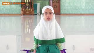 Surat Al Adiyat - Surat Al ZalZalah Bacaan Suara Merdu Anak Kecil - Ardylla Anggun Listiara