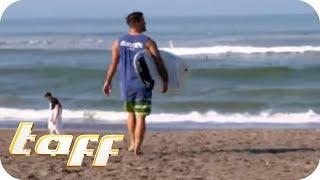 SURFEN in der MITTAGSPAUSE? | Teil 1 | Bali Business – Arbeiten unter Palmen | taff | ProSieben