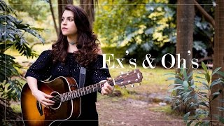 Ex's & Oh's (Elle King) - Ana Silvia - Cover