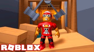 ROBLOX's BIGGEST JEWEL THIEF → Temple Thieves 🎮