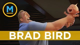Brad Bird explains why Jack-Jack is still a baby in 'Incredibles 2' | Your Morning