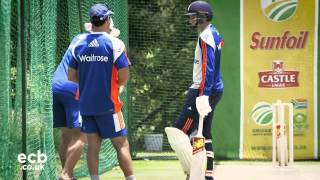 Player training feature: Joe Root