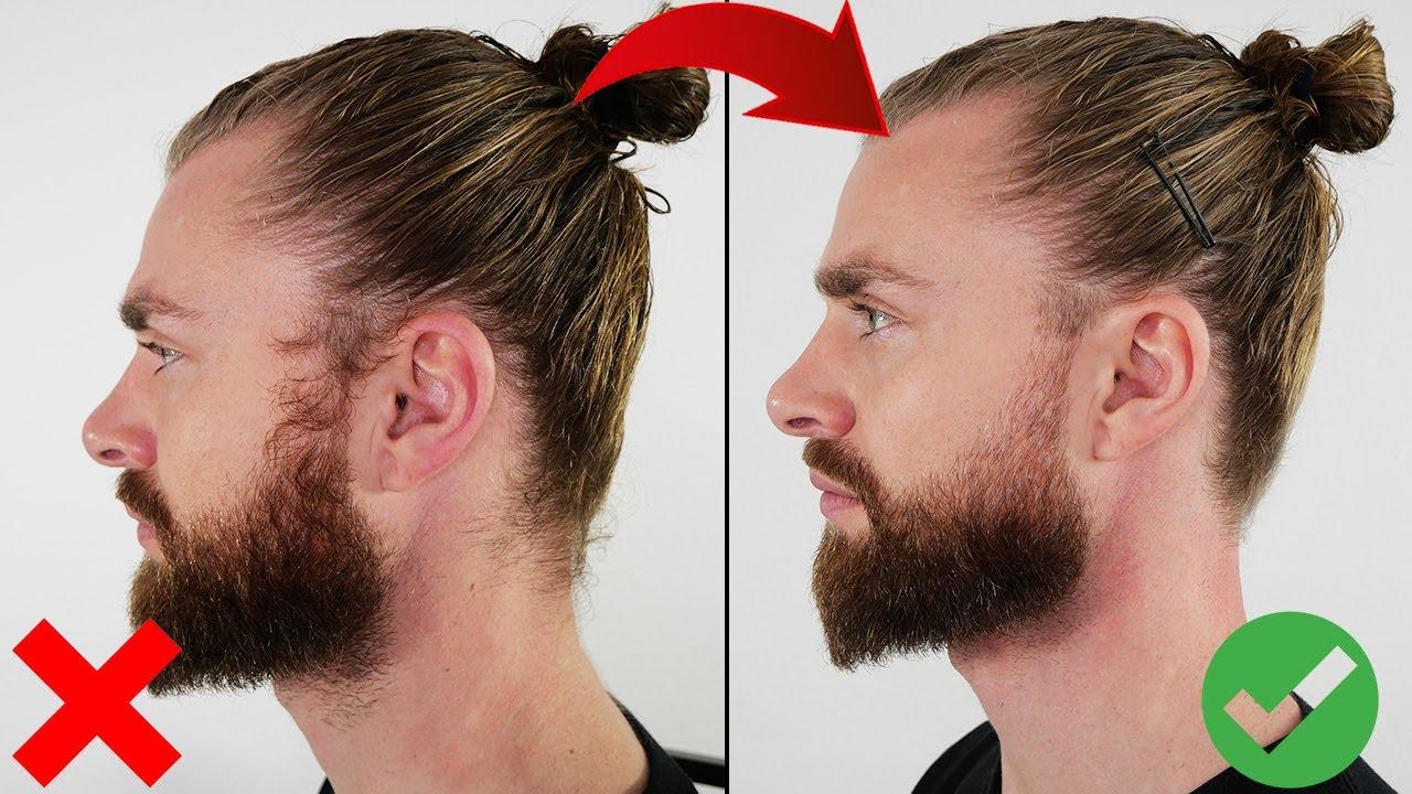 Lang männer schneiden haare 5 idiotensichere
