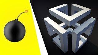 """Wie """"The Cube"""", nur in lustig! (Storycorner) - Kanonenfutter Impro Theater"""