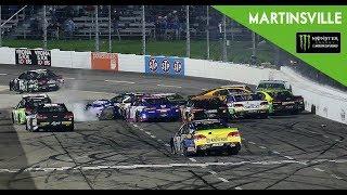 Monster Energy Nascar Cup Series- Full Race -First Data 500
