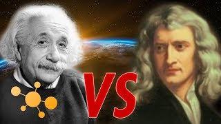 Einstein vs Newton - Who's Right About Gravitation?