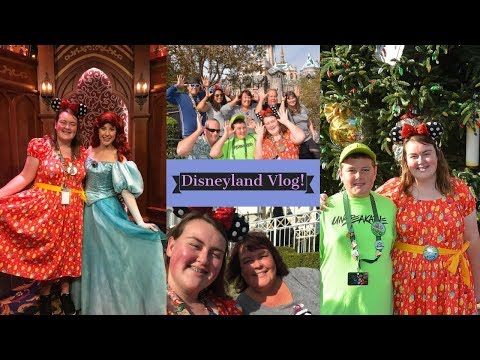 DISNEYLAND VLOG | RILEY ELLIS