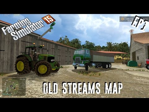let's play | Farming Simulator 15 | Old listens Map  EP1