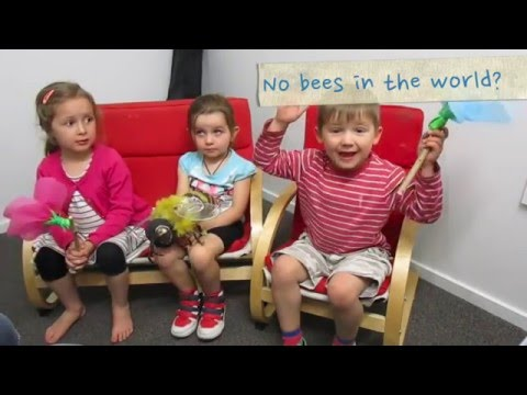 Preschoolers' inquiry about Honey Bees