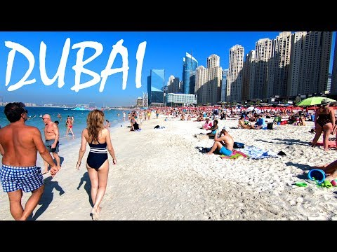 One Day in DUBAI: Ultra Modern City in the Middle East