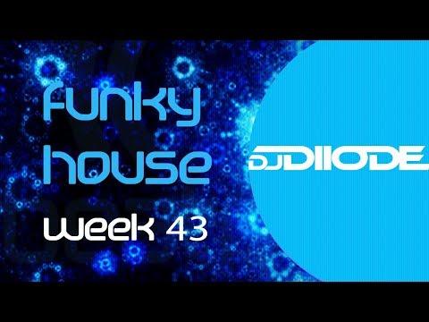 Best Funky House / Jackin' House Mix 🔴 Funky House Top 20 - Week 43 🔴 DJ DIIODE