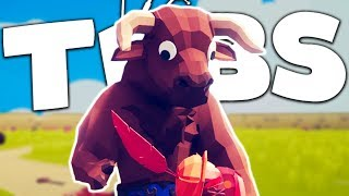 THAT'S TOTAL BULL | Totally Accurate Battle Simulator  #2