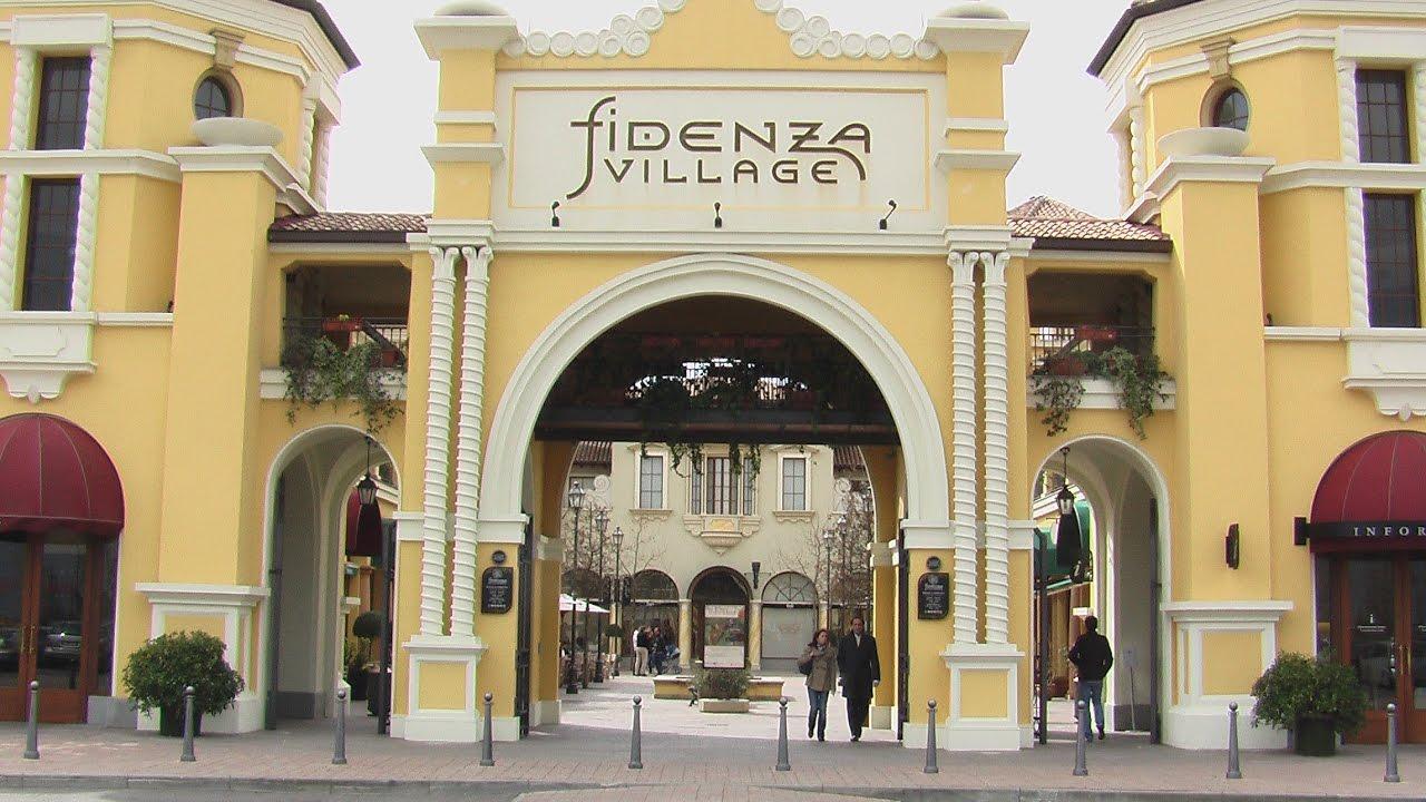 Die besten Outlets in Italien ᴴᴰ 🏬 👛 🏬 N 1 Fidenza Village ★★★★★