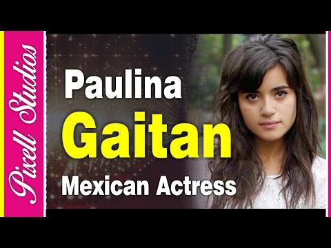 Paulina Gaitan a Mexican Actress | Biography | Pixell Studios thumbnail