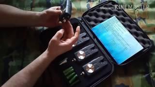 Видео обзор | Набор сигнализаторов поклёвки FA 214-4 (RF 698)