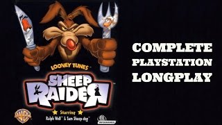 Looney Tunes: Sheep Raider | Playstation Complete Longplay