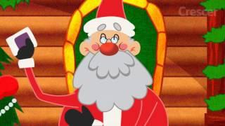 Crescer – Uma mensagem do Papai Noel para você - ANA LAURA - Elaine
