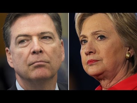 None - Watch James Comey Exonerate The Very Guilty Hillary Clinton