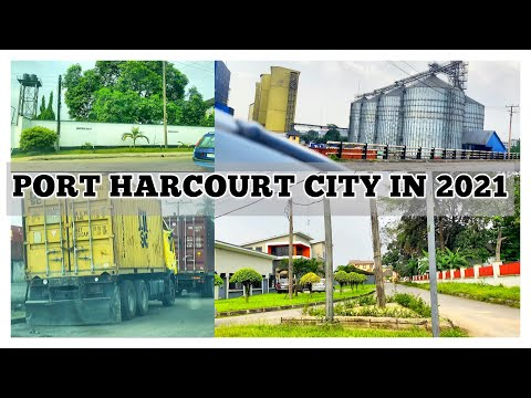 SEE WHAT PORT HARCOURT CITY NIGERIA LOOKS LIKE IN 2021 ||VLOG